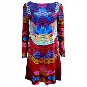 Dresses & Skirts - Unique rainbow dress